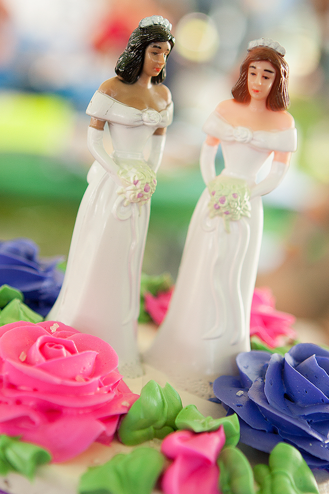 Cake Topper Photography